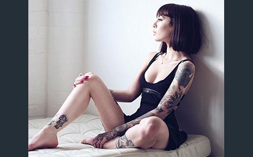 Ханна Сноудон фото 4