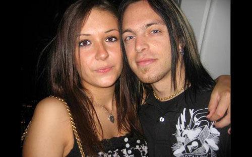 Метью Так и его подружка