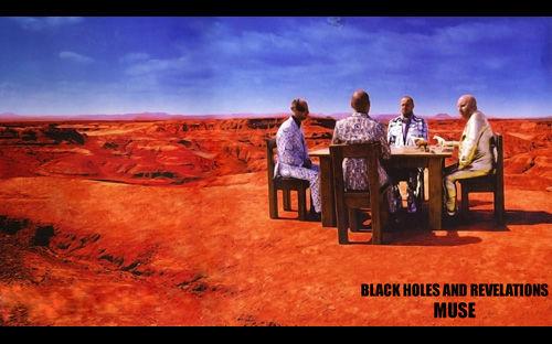Muse - Black Holes And Revelations (Vinyl, LP, Album) at Discogs