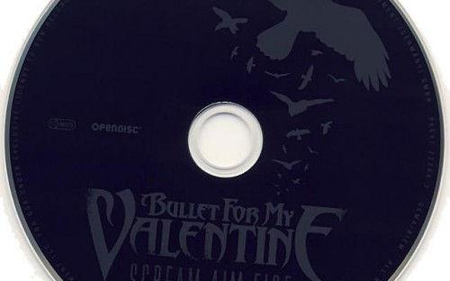 Scream Aim Fire CD
