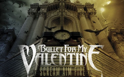 Scream Aim Fire обложка CD front