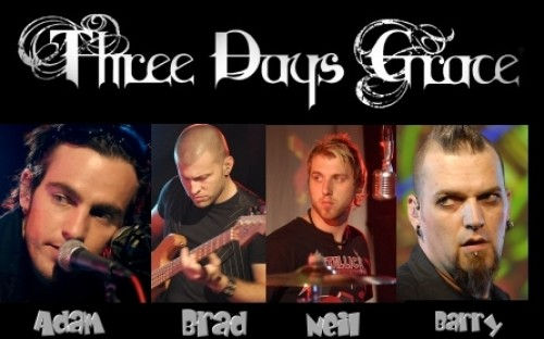 Three days grace фото 1