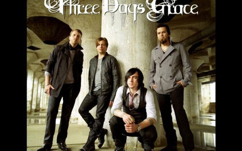 Three days grace фото 12