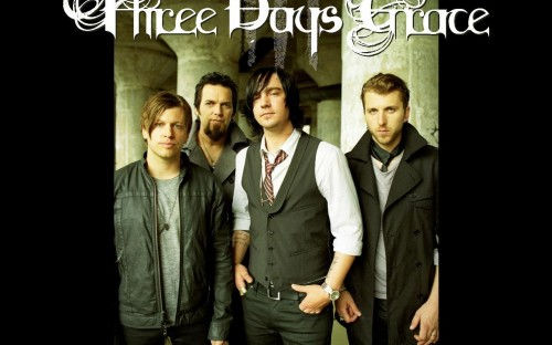 Three days grace фото 13