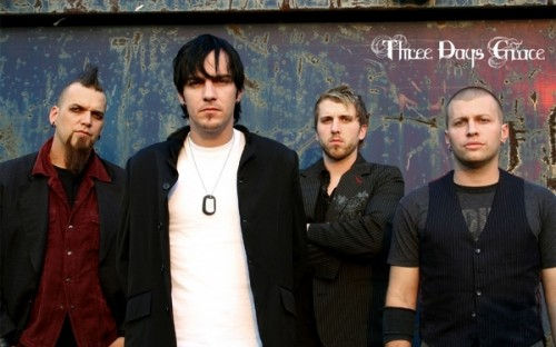 Three days grace фото 4