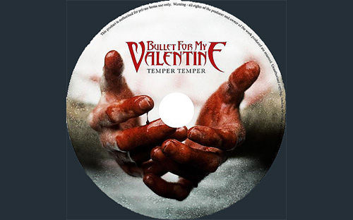 Temper Temper CD