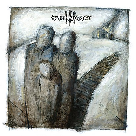 Three Days Grace (2003) front